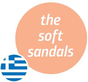 Ateneo Sandals